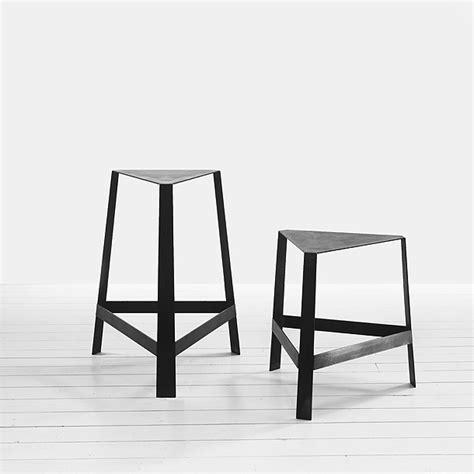 taburetes minimalistas taburetes minimalistas de federico delrosso para firma