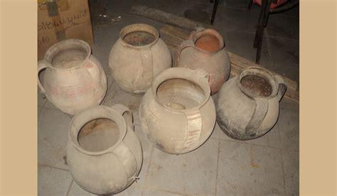 vasi di terracotta antichi vasi di terracotta vecchi