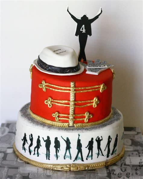 Michael Jackson Cake   CakeCentral.com