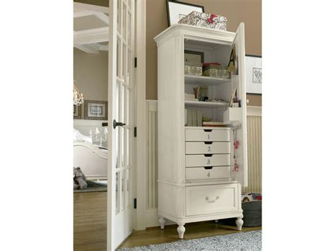 Gabriella Armoire by Smartstuff Furniture Gabriella Armoire