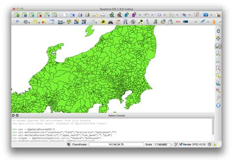 qgis tutorial ported to python joining tables with sql using pyqgis georepublic a