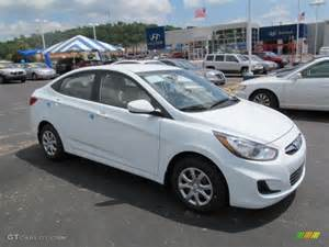 2012 century white hyundai accent gls 4 door 65611695