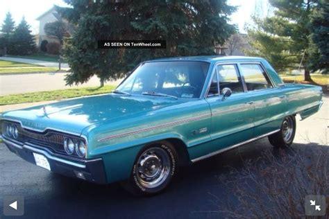 Dodge 4 Door by 1966 Dodge Polara 4 Door