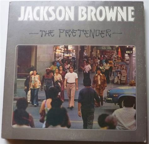 the pretender play books the pretender lp by jackson browne 7e 1079