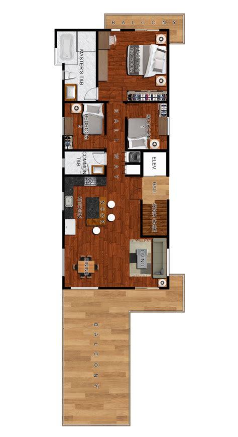 floor plans the pike boracay