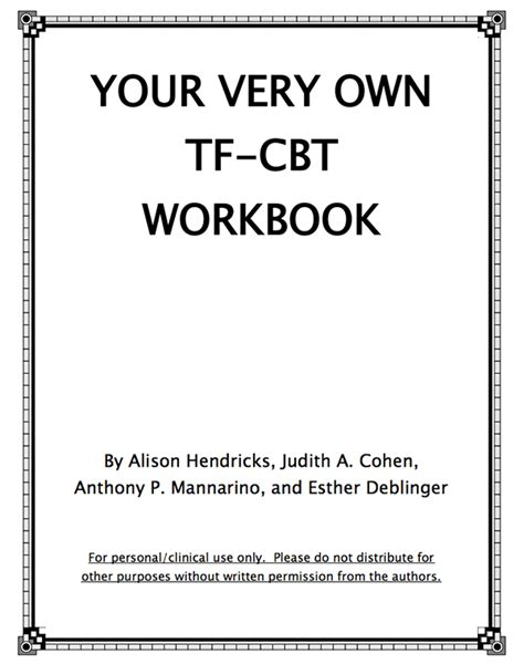 the 10 step depression relief workbook a cognitive behavioral therapy approach books tf cbt worksheets stinksnthings