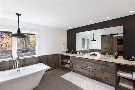 wood bathroom furniture salvaged style 10 ways to transform your bathroom with