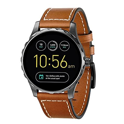 Tempered Glass Smartwatch Fossil Q Marshal search results for fossil pg1 wantitall