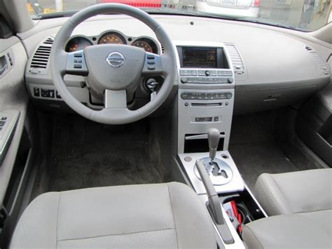2005 Nissan Maxima Interior by Pit5bull 2005 Nissan Maximase Sedan 4d Specs Photos