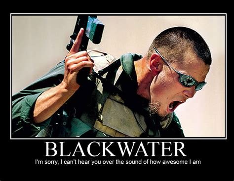 blackwater infinite unknown