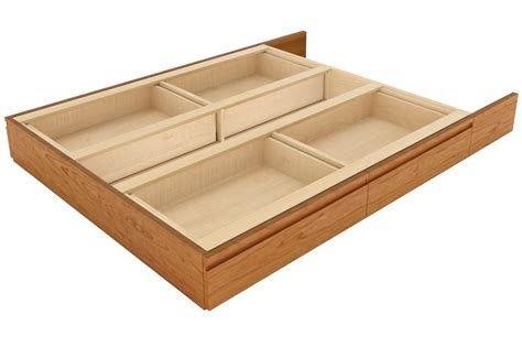 bed with drawer bed lyndon 4 drawer bed storage