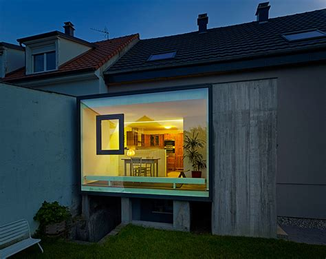 Small Home Extensions Small Yet Extremely Creative Home Extension In By