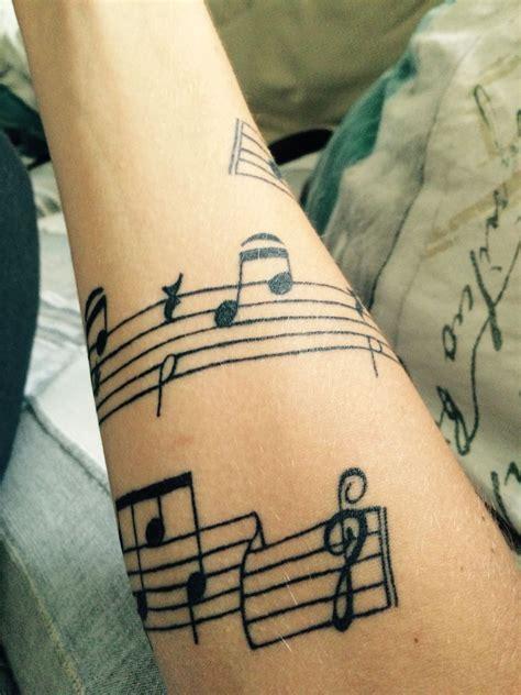 sheet music tattoo sheet tattoos