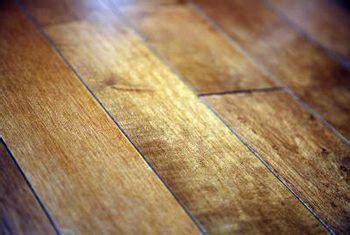 fix  scraped wood floor home guides sf gate