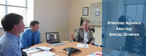Uconn Mba Program Director by Strategic Alliance Analysis Special Olympics Sport