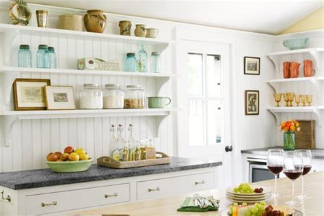 Full of Cottage Details   A Kitchen That's No Bigger, But