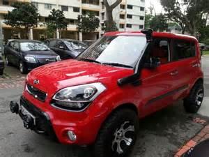 Lifted Kia Soul Road Kia Soul Smart Car Forums