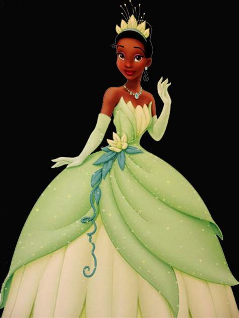 Tiana The Black Princess And The Frog Stylefrizz Frog Princess