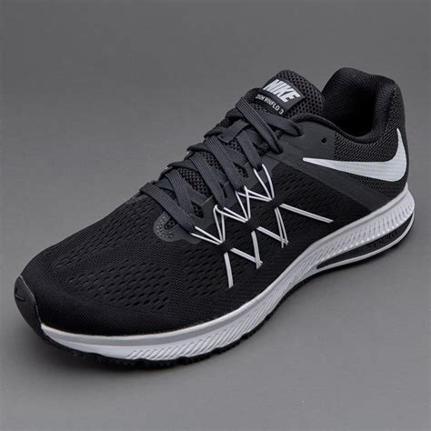 Nike Free Zoom nike zoom winflo 3 black white anthracite mens shoes