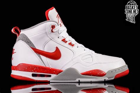 nike air flight 13 mid white silver for 105 00 basketzone net