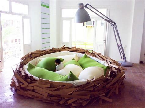 birds nest bed awesome bird s nest bed is a cozy roost for kids