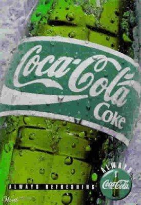 original color of coca cola funnyissimo sapevate che la cocacola sarebbe verde
