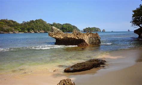 pantai 3 warna ofil oufei keindahan pantai 3 warna malang