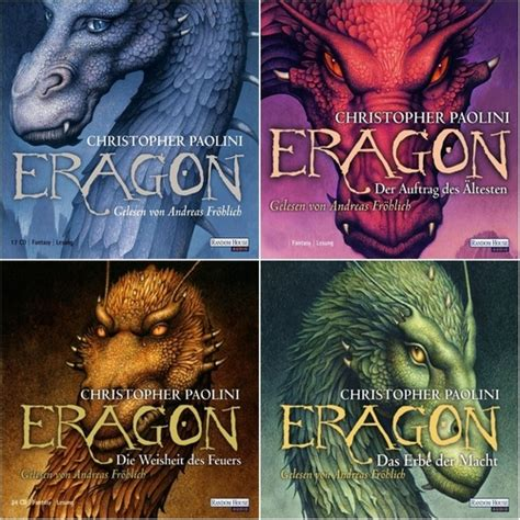 Eragon By Christopher Paolini christopher paolini eragon band 1 4 avaxhome