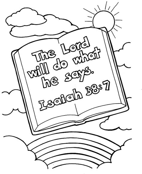 Coloring Page Bible by Free Printable Christian Coloring Pages For Best