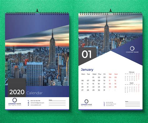 year  wall desk calendar designs  inspiration designbolts