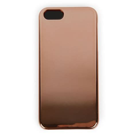 Iphone Casing spora copper iphone 5 5s paperchase