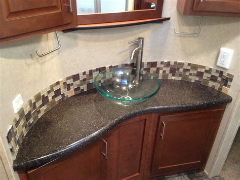 bathroom vanity countertops vessel sink black granite bathroom vanity countertops for white