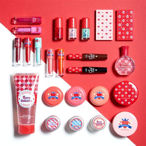 Kosmetik Etude 6 limited edition korean makeup products you to get