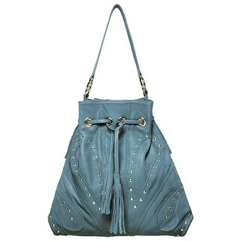 Could This Zip Shoulder Bag From Bulga Be The Next It Bag by Bulga Large Studded Hobo Handbag