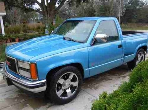 how to learn everything about cars 1992 gmc vandura 3500 navigation system purchase used 1992 sierra stepside truck in san antonio florida united states for us 7 000 00
