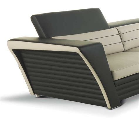 sofa headrest leather sofa with headrest avatar moderno collection by