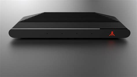 atari console the look at the ataribox atari s new console