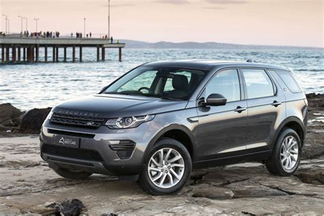 Discovery Sport TD4 150 SE Wins Best AWD SUV $50 65k