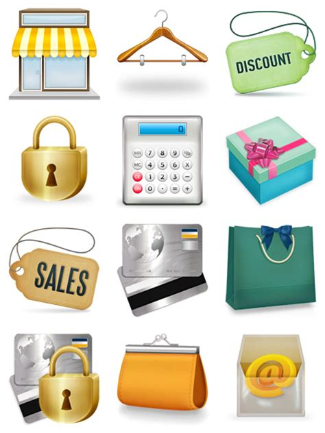 Gizi Pack e commerce 13 free icons icon search engine