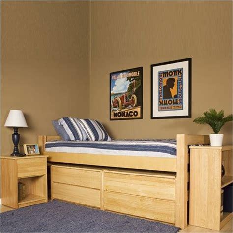 university loft graduate series extra long twin bed