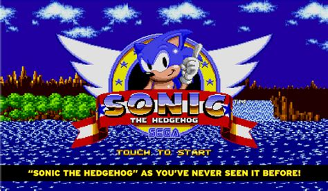 sonic the hedgehog 4 apk sonic the hedgehog apk 2 0 4 version apk mod