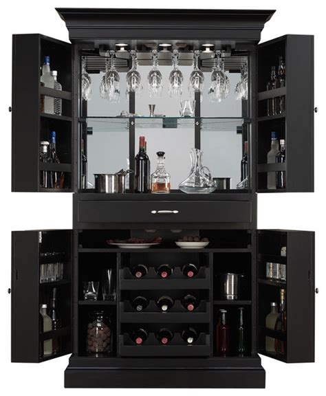 wine servers and bar cabinets arianna black stain home bar wine cabinet corner server