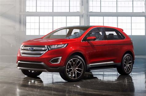 ford crossover 2016 2016 ford edge crossover suv redesign in the ford s suv