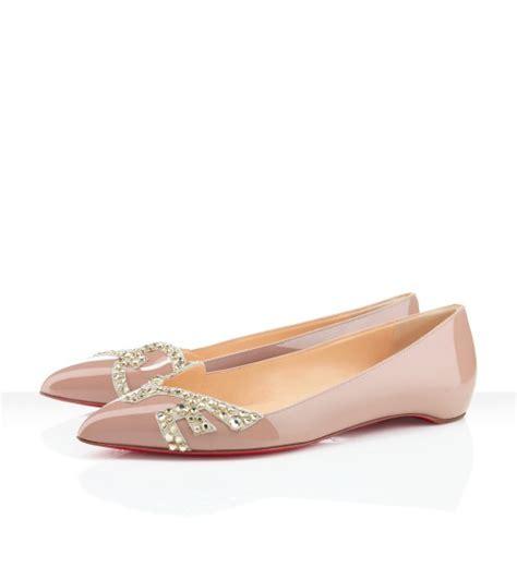Christian Stud Balerina Shoes christian louboutin pigalove 20ans patent leather