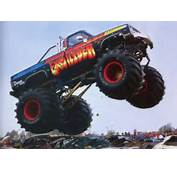 Vintage Excalibur Monster Truck Photos