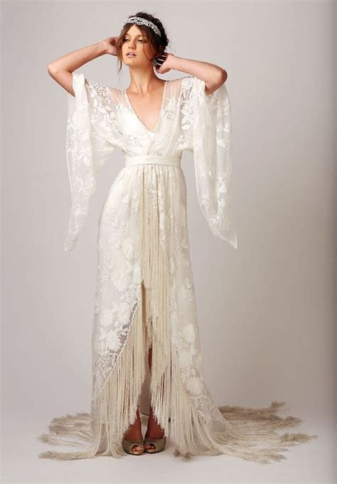 Wedding Gown Fabulosity On A Budget by Fabulous And Freakily Addictive Fringe Dresses Fringe
