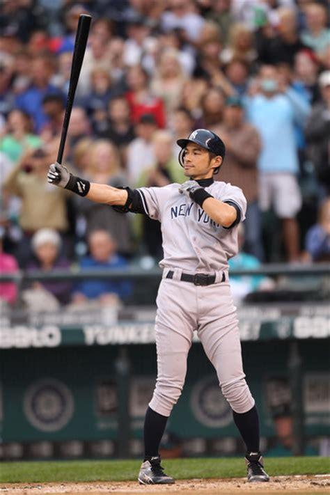 How Is Ichiro Suzuki Ichiro Suzuki Pictures New York Yankees V Seattle