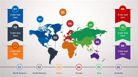 powerpoint world map template world map globes powerpoint