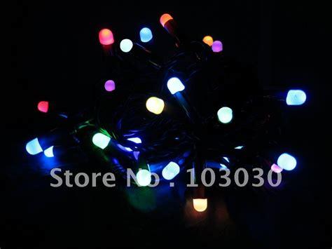 Aliexpress Com Buy 220v European Plug Rgb Led Blister Rgb String Lights