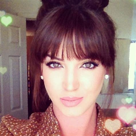 front hairstyles with a bun best 25 full bangs hairstyle ideas on pinterest full